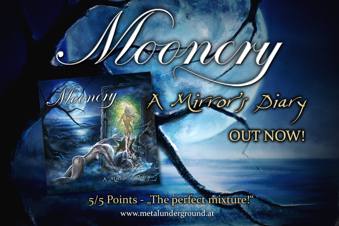 Mooncry: Dark Melodic Metal from Germany